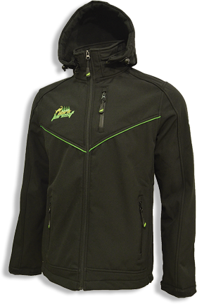 Softshell Men Jacket 2001 Dark Green