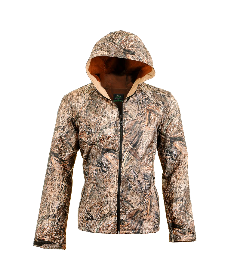 Oxford Polar Laminated Jacket Max 5 Design