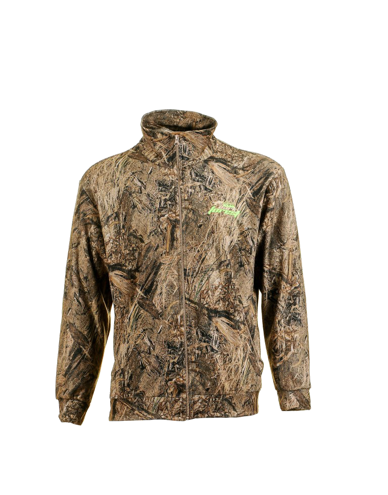 Printed Polar Fleece Jacket max 5