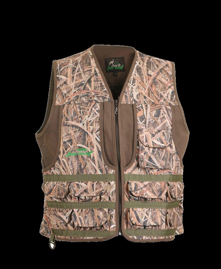 Hunting Vest Reed Design