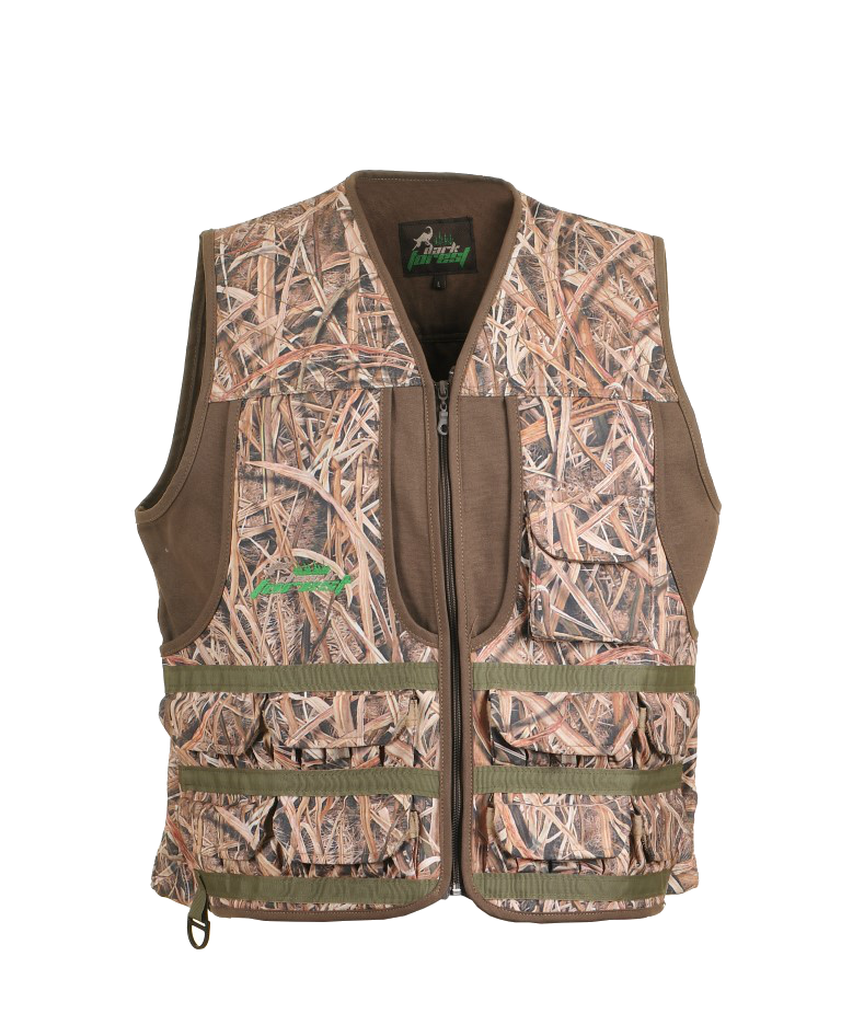 Hunting Vest Reed Design