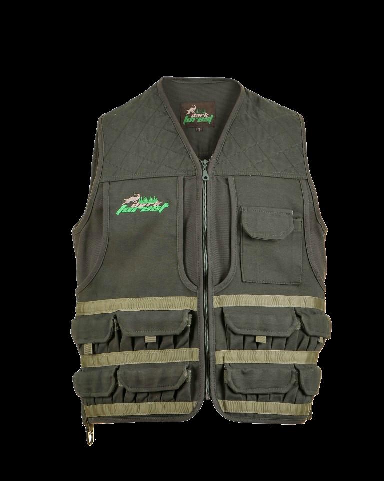 Hunting Vest Green