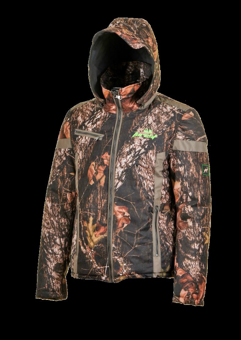 Boz Model Camo Jacket Dark Forest Design