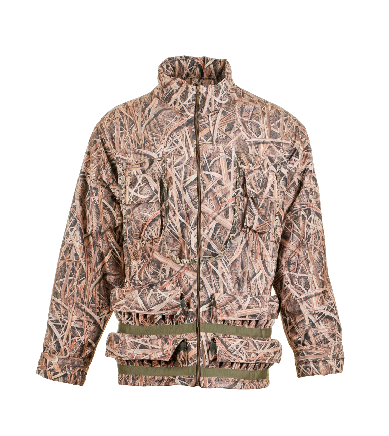 Cold Weather Coat With Shell Vest Reed Design