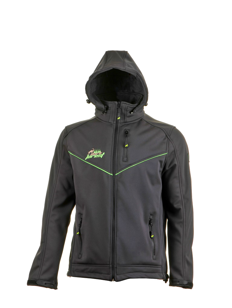 Softshell Man Jacket 2001 Black