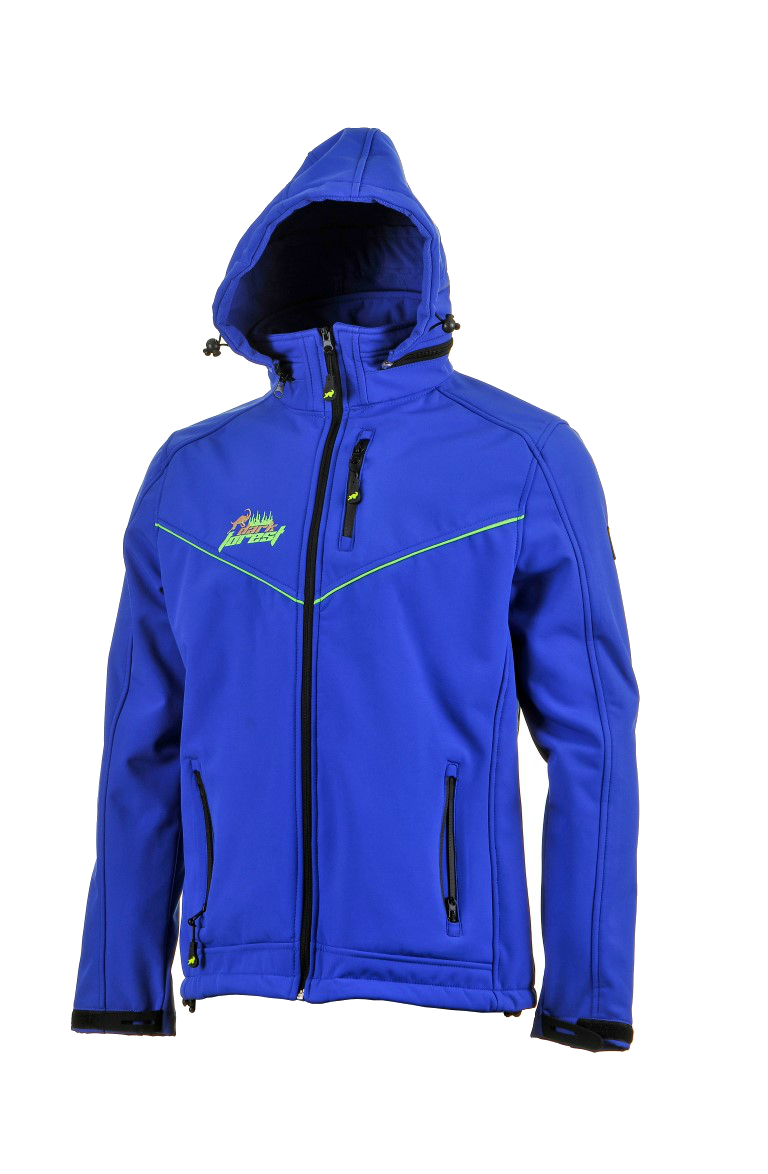 Softshell Jacket Man 2001 Sax Blue