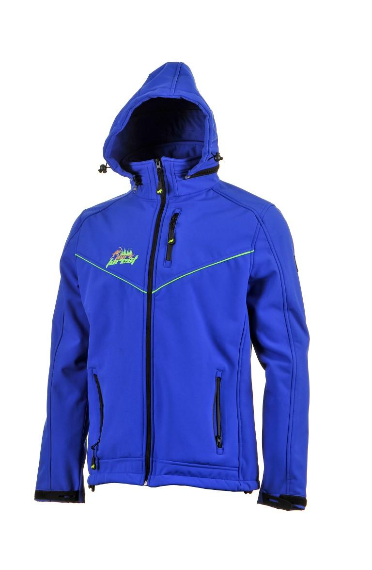 Softshell Jacket Man 2001 Sax Blue