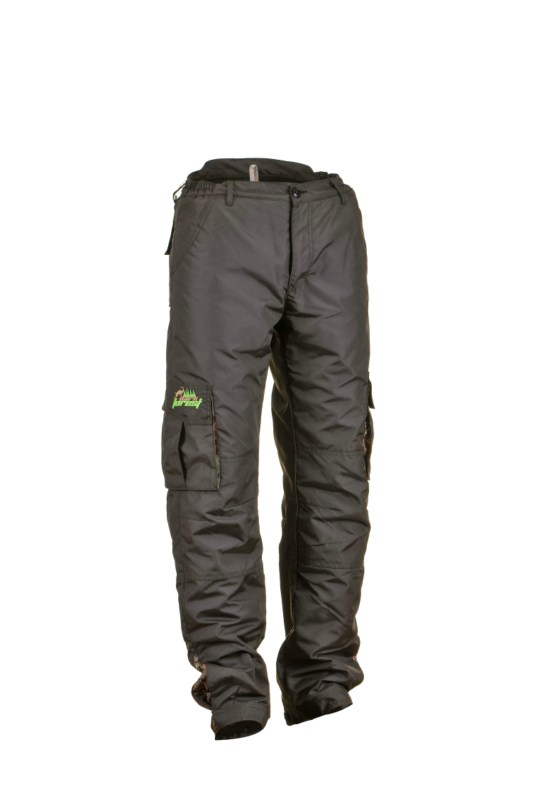 Cold Weather Pant. Outdoor 1001 model Black