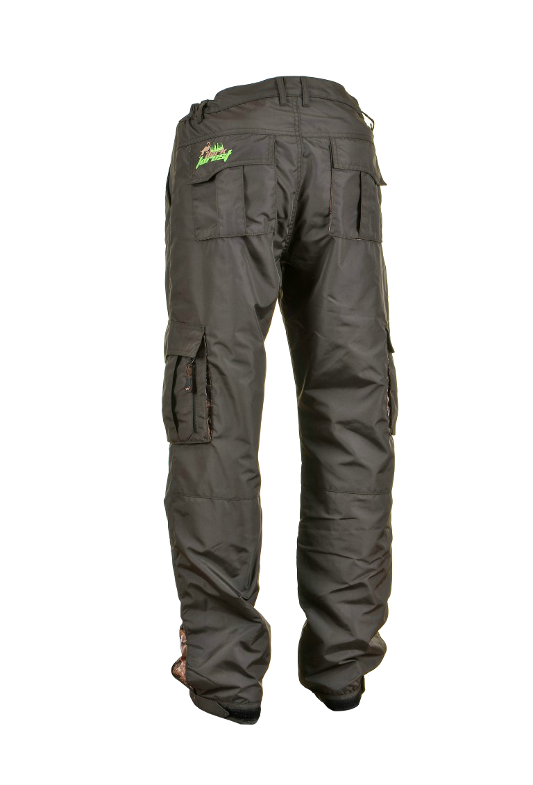 Cold Weather Pant. Outdoor 1001 model Dark Green