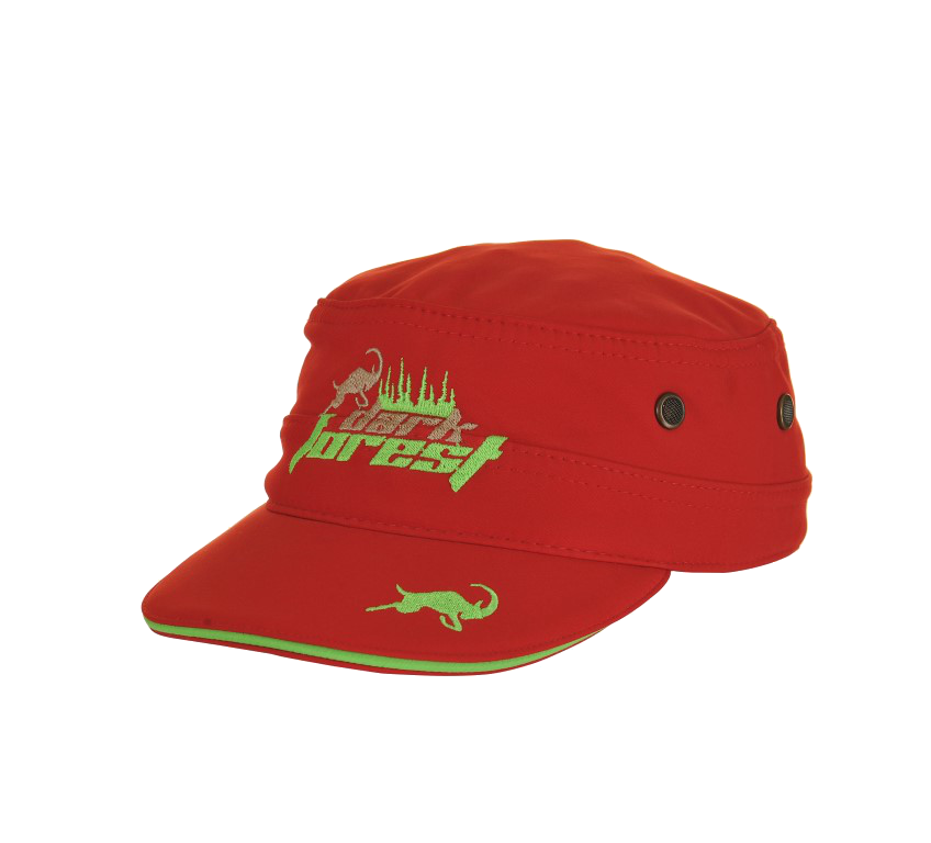 Softshell Castro Hats Red