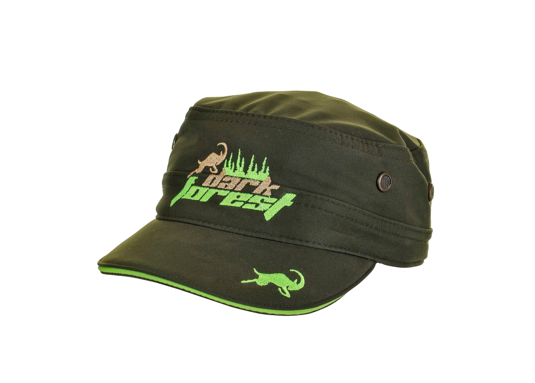 Softshell Castro Hats Green