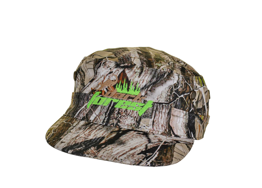 Softshell Castro Hats Automn Design Print
