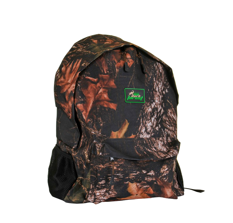 Hunting Bag Dark Forest Design