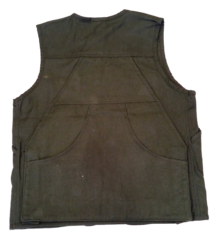 Green Vest with Sell