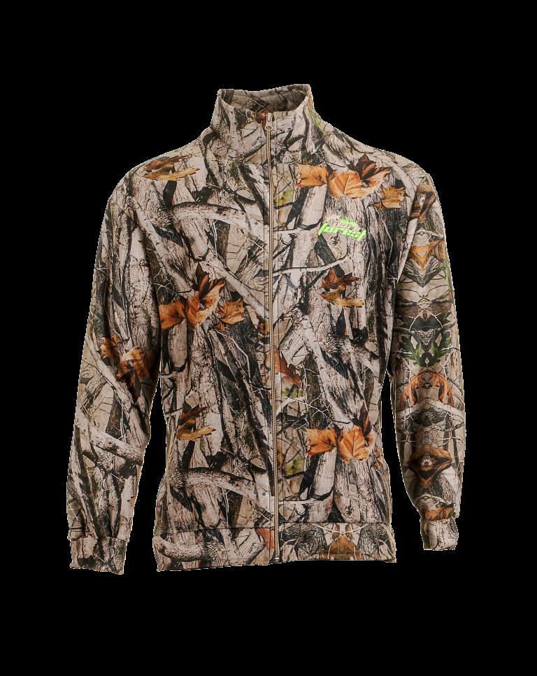 Printed Polar Fleece Jacket Autumn Design