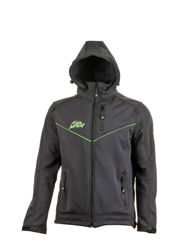 Softshell Man Jacket 2001 Black