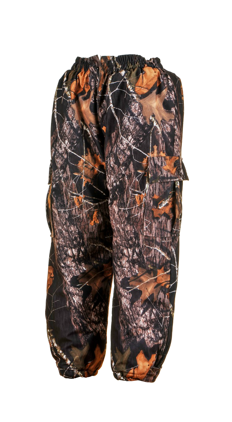 Cold Climate Pant. Dark Forest Design