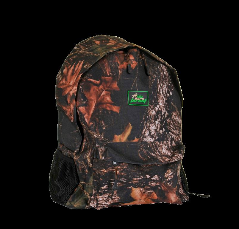 Hunting Bag Dark Forest Design